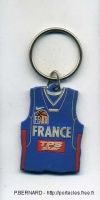 BASKET MAILLOT EDF TPS STAR