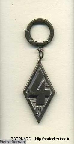 Mon premier porte-clés